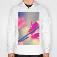 tulips Hoodies featuring tulips by Falko Follert Art-FF77