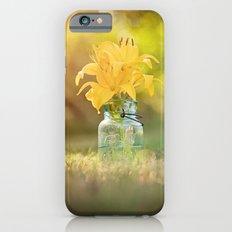 Joyful Yellow iPhone 6s Slim Case