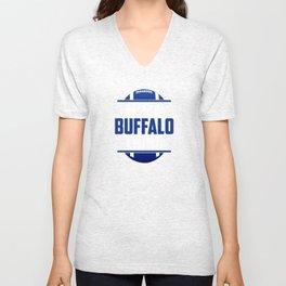 Its A Buffalo Thing Unisex V-Neck