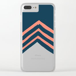 Voltage Clear iPhone Case