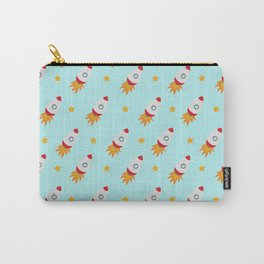 Blasting Off! Carry-All Pouch