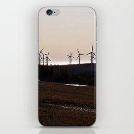 Windmill Ridge iPhone Skin
