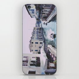 Holiday in the Sun iPhone Skin