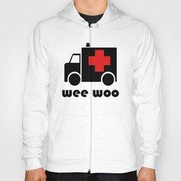 Wee Woo Ambulance Hoody