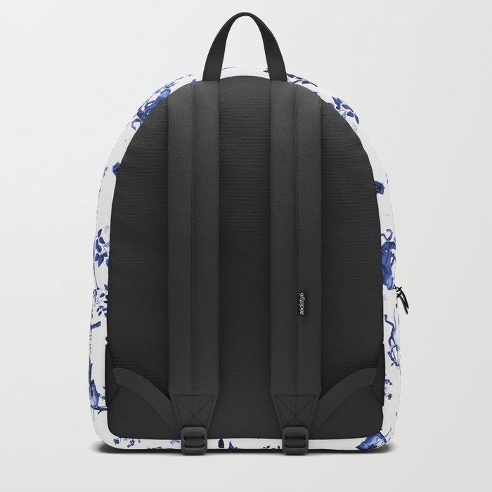 Monkey World Jouy Backpack