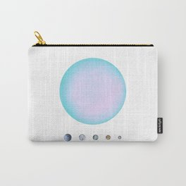 Uranus & Moons Carry-All Pouch