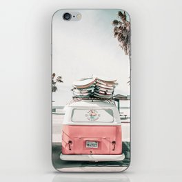 Surfer Van iPhone Skin