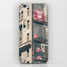 Building Kong iPhone & iPod Skin