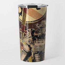 Fallout 3 - Brotherhood of Steel recruitment flyer Travel Mug