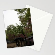 secret garden 5 Stationery Cards