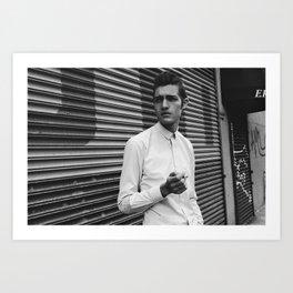 Summer in NYC Art Print