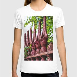 St. Mary's Red Iron T-shirt