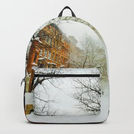 NYC @ Snow Time Backpack