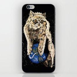 Floyd the lion iPhone Skin