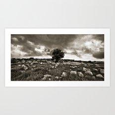 Samaria Art Print