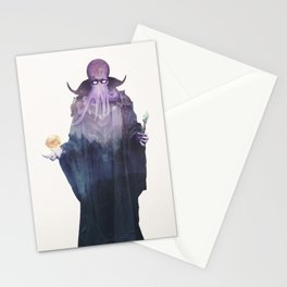 Mind Flayer Stationery Cards