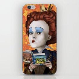 Queen of Hearts TLOS iPhone Skin