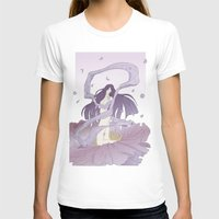 peony T-shirts featuring Peony by Adriana Frias