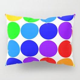 Roy G. Biv color chart Pillow Sham