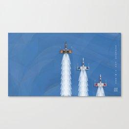 Scherzo For X-Wings Canvas Print