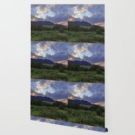 South Boulder Sunset Vista Wallpaper