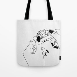 Rolling your mind. Tote Bag