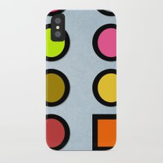 Why a Square? iPhone X Slim Case