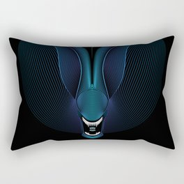 Aliens Tribute Rectangular Pillow