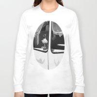 car Long Sleeve T-shirts featuring car by mayrarosito