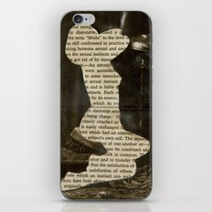 Sexual Instincts iPhone & iPod Skin