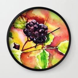 Dewberry Wall Clock