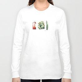 SPRAYWALDGURKE/ SPREEWALD GHERKINS Long Sleeve T-shirt