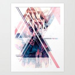 ABSTRAC---ART Art Print