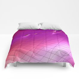 Shimmer Comforters