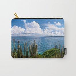 Ocean Coast Carry-All Pouch