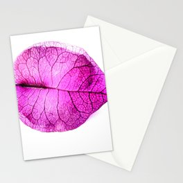 Bougainvillea Flower Stationery Cards