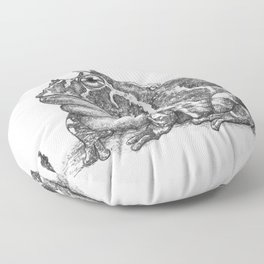Tiddalik Floor Pillow