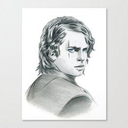 Darth Vader Anakin Skywalker Canvas Print