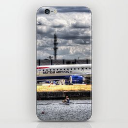 British Airways Single scull iPhone Skin
