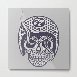Skull 77 Metal Print