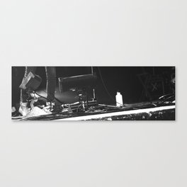 staged Canvas Print