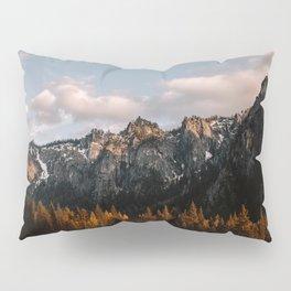 Yosemite Granite Cliffs Pillow Sham