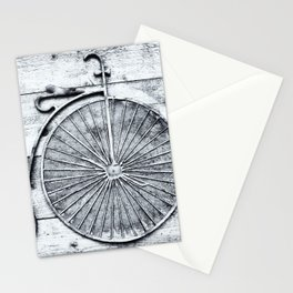 Old Fashioned Bike Stationery Cards