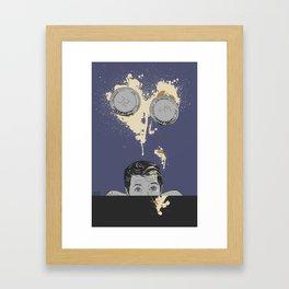 J2+M Framed Art Print