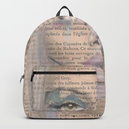 Nouvelles œuvres Backpack