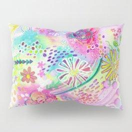 Joyfully pink Pillow Sham