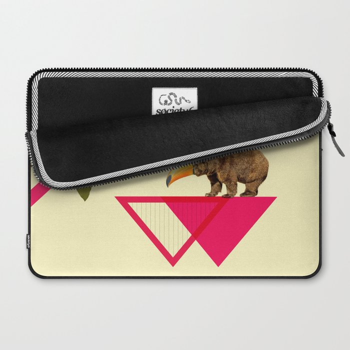 everybody would love to be a toucan  Laptop Sleeve