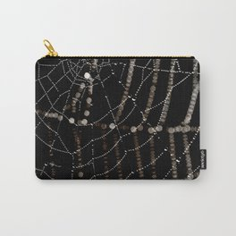 Spiders web and spiders web. Carry-All Pouch