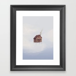 Lofty Skies Framed Art Print