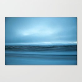 Iceland in slow motion #2 Canvas Print
